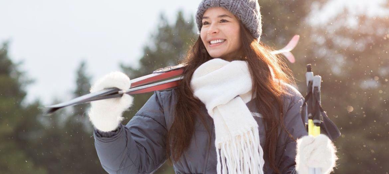 Tippek gyógytornászainktól, a téli sport szerelmeseinek.