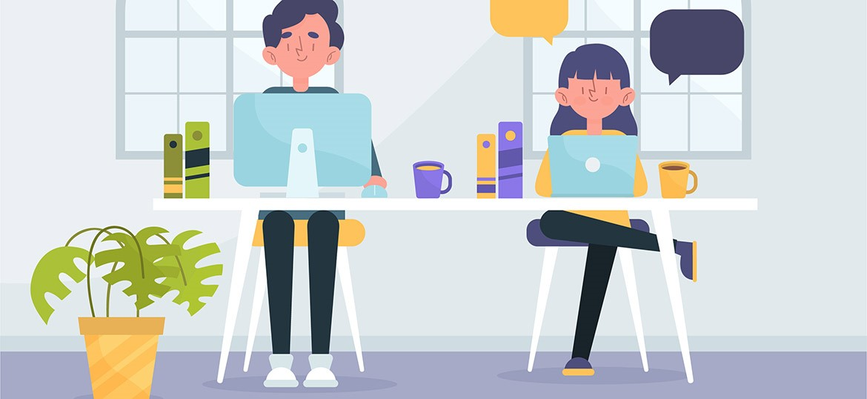Hogyan alakítsunk ki ergonomikus irodai környezetet